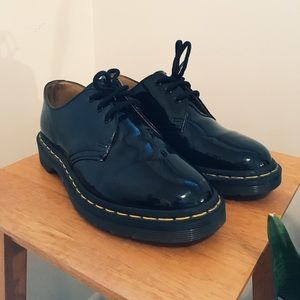 Dr. Martens 1461 Patent Leather Oxfords